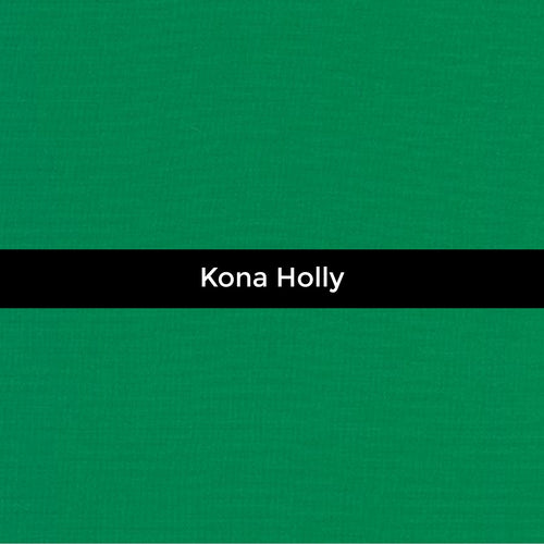Kona Holly - Priced by the Half Yard - brewstitched.com