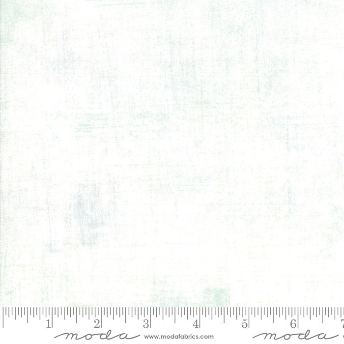 Grunge Snow White - Priced by the Half Yard - brewstitched.com