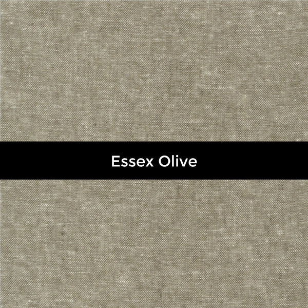 Essex Olive Linen - PRICED by the Half Yard