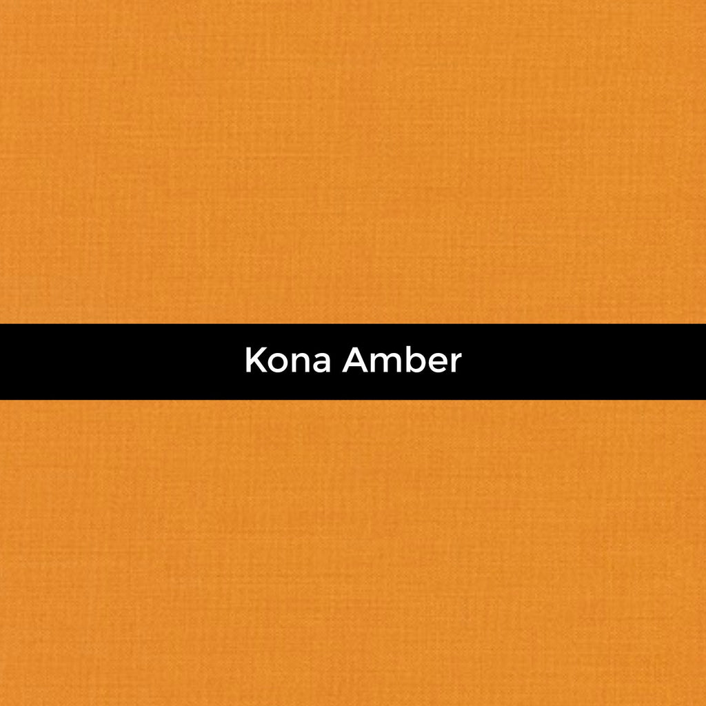 Kona Amber - Priced by the Half Yard - brewstitched.com