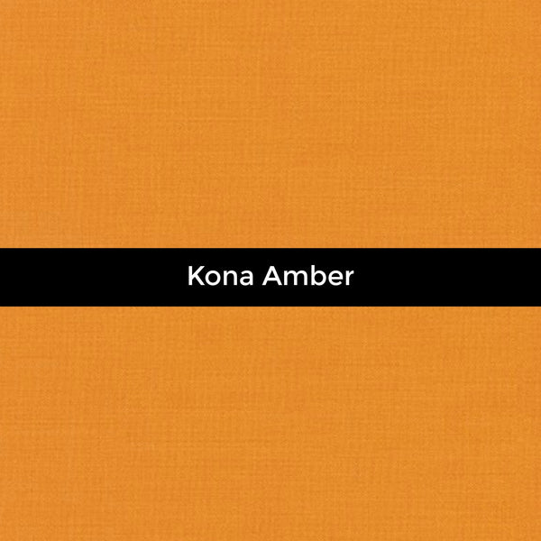 Kona Amber - Priced by the Half Yard