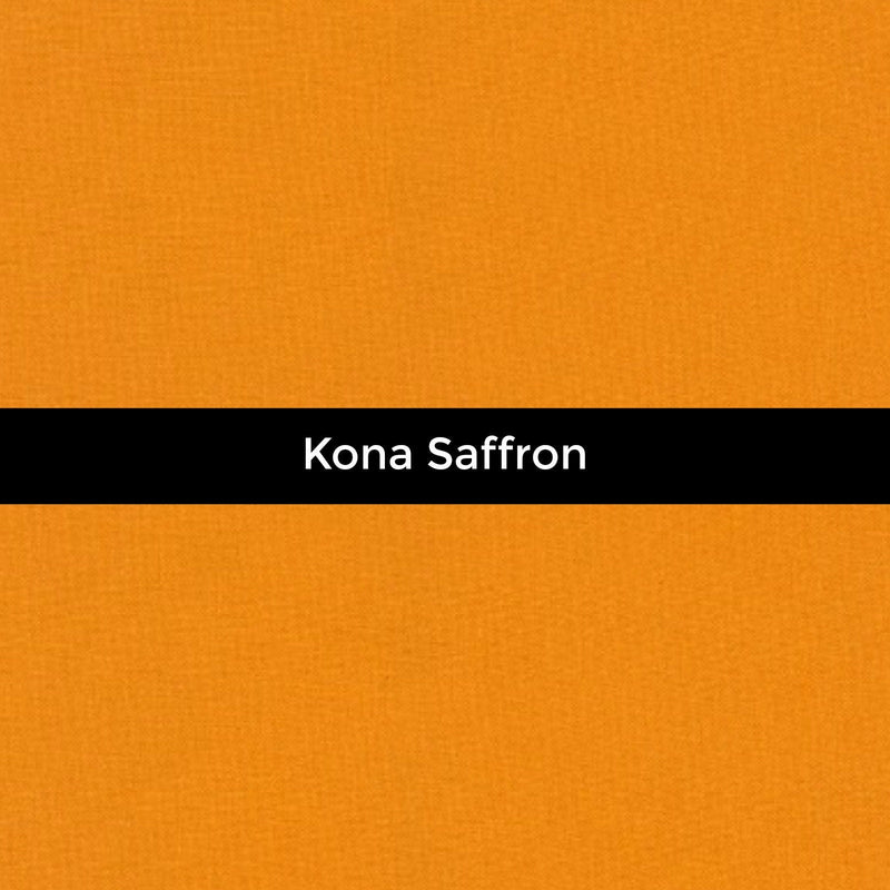 Kona Saffron - Priced by the Half Yard - brewstitched.com
