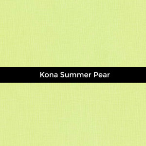 Kona Summer Pear - Priced by the Half Yard - brewstitched.com