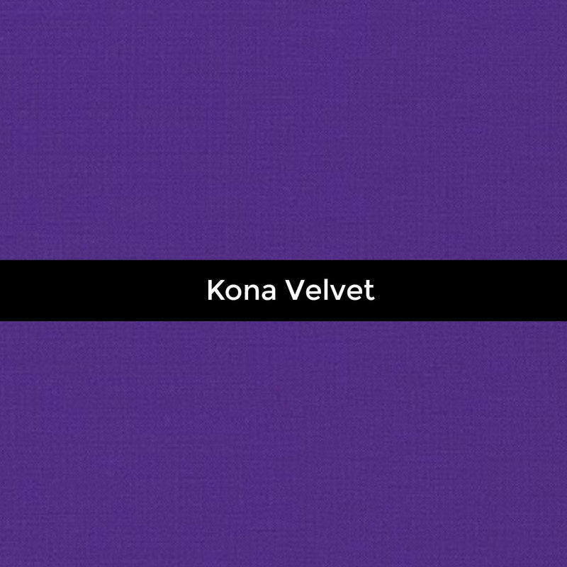 Kona Velvet - Priced by the Half Yard - brewstitched.com
