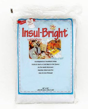 Insul-Bright Package 1yd x 45in - brewstitched.com