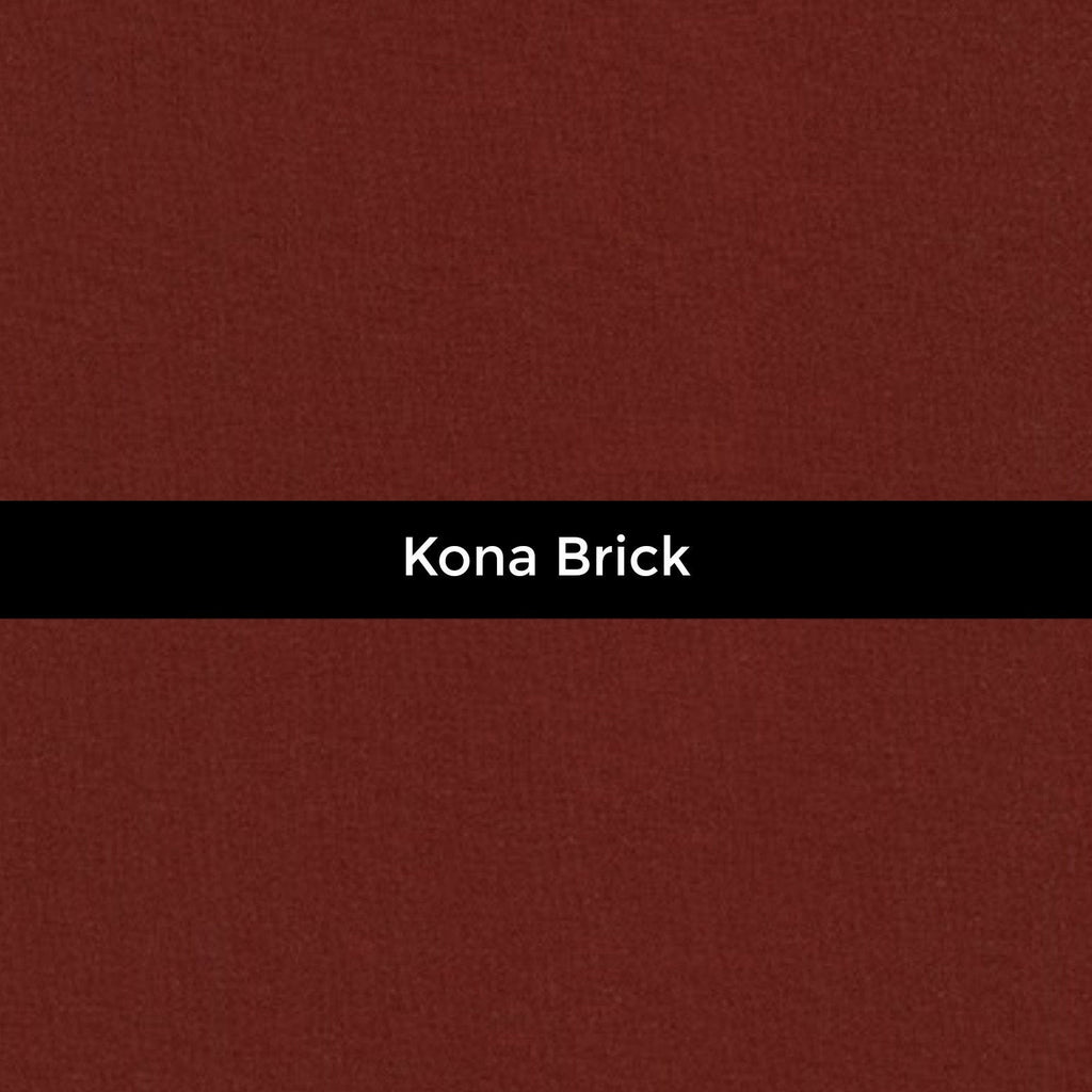 Kona Brick - Priced by the Half Yard - brewstitched.com