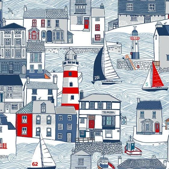 Sail Away Harbor - brewstitched.com