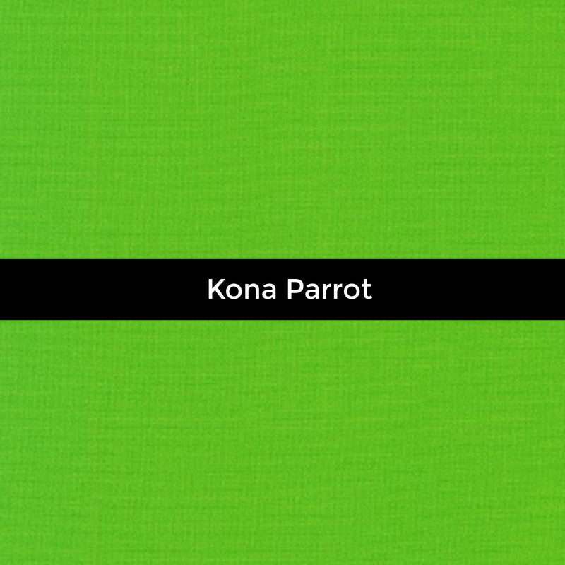 Kona Parrot - Priced by the Half Yard - brewstitched.com