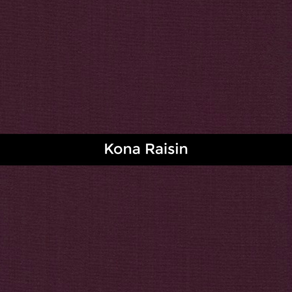 Kona Raisin - Priced by the Half Yard - brewstitched.com