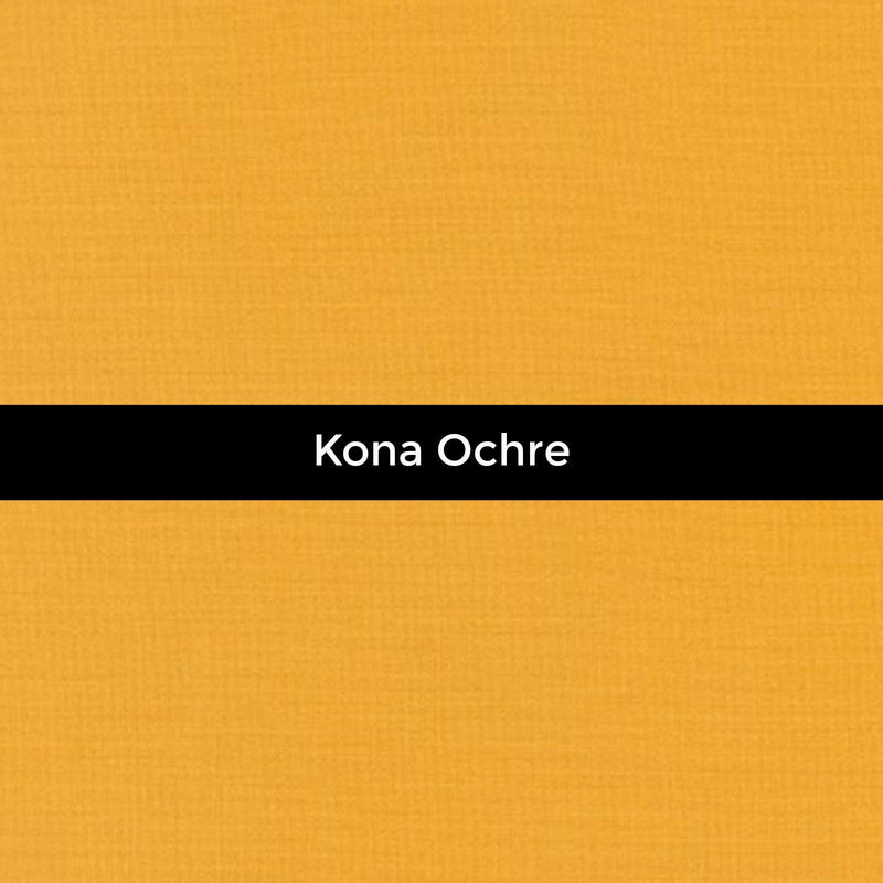 Kona Ochre - Priced by the Half Yard - brewstitched.com