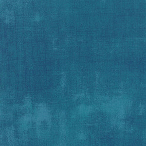 Grunge Horizon Blue - Priced by the Half Yard - brewstitched.com