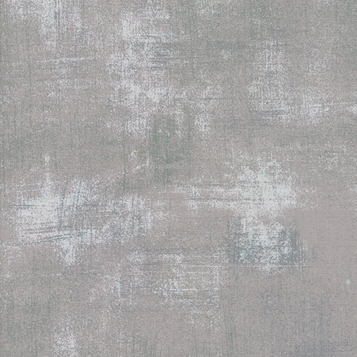 Grunge Silver - Priced by the Half Yard - brewstitched.com