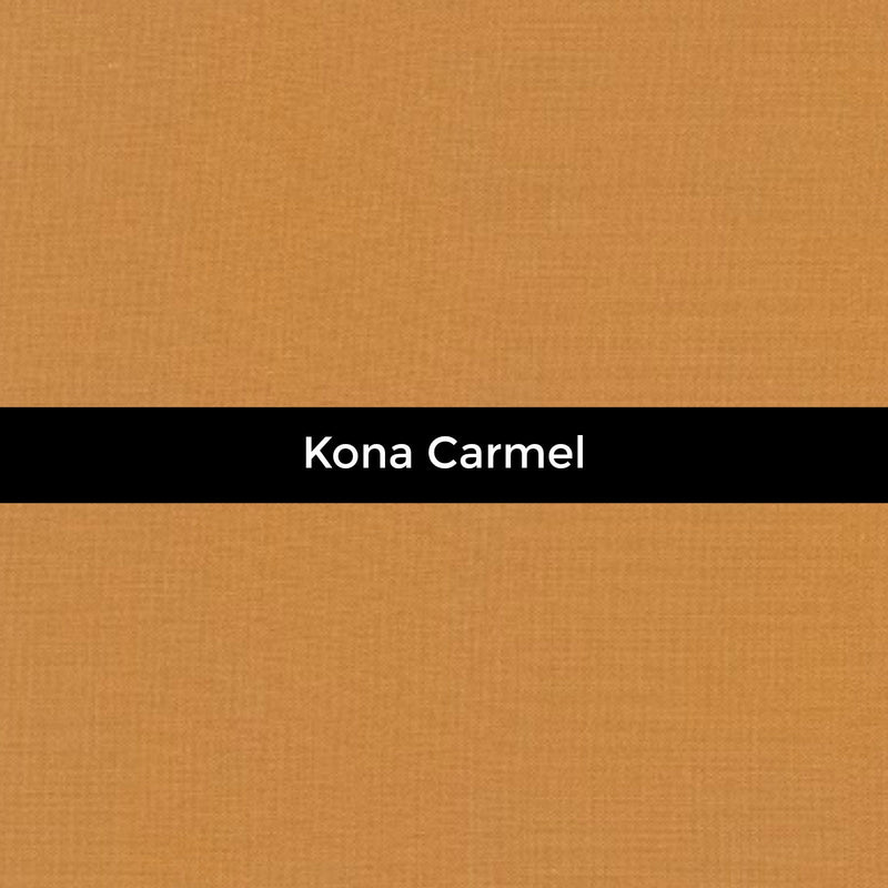 Kona Caramel - Priced by the Half Yard - brewstitched.com