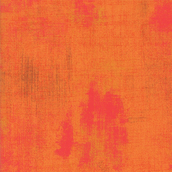 Grunge Russet Orange - Priced by the Half Yard - brewstitched.com