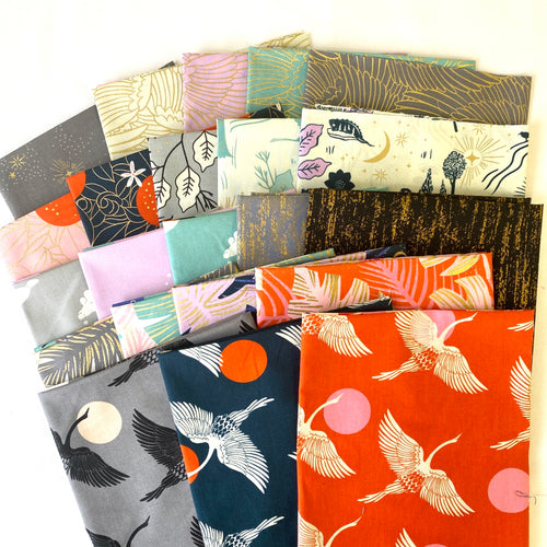 Florida Fat Quarter Bundle - Includes 22 Prints - brewstitched.com