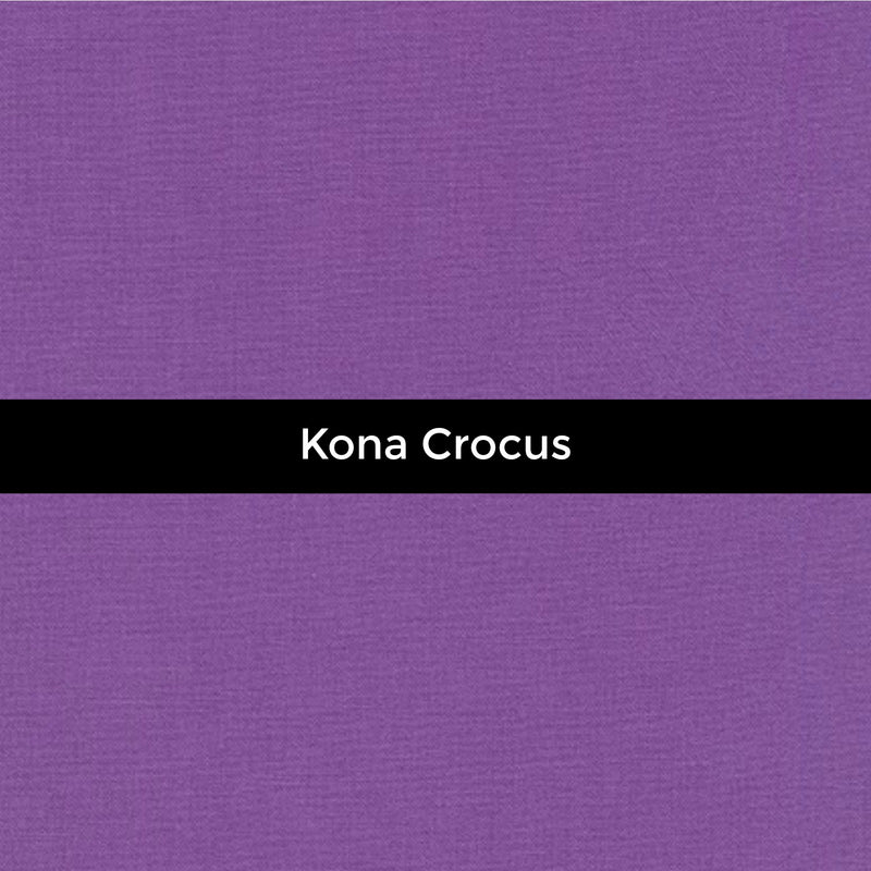 Kona Crocus - Priced by the Half Yard - brewstitched.com