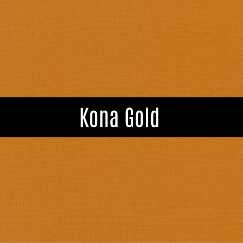 Kona Gold - Priced by the Half Yard - brewstitched.com