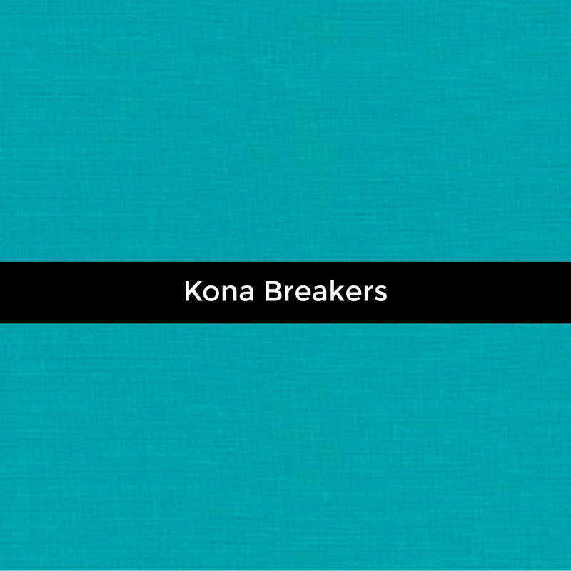 Kona Breakers - Priced by the Half Yard - brewstitched.com