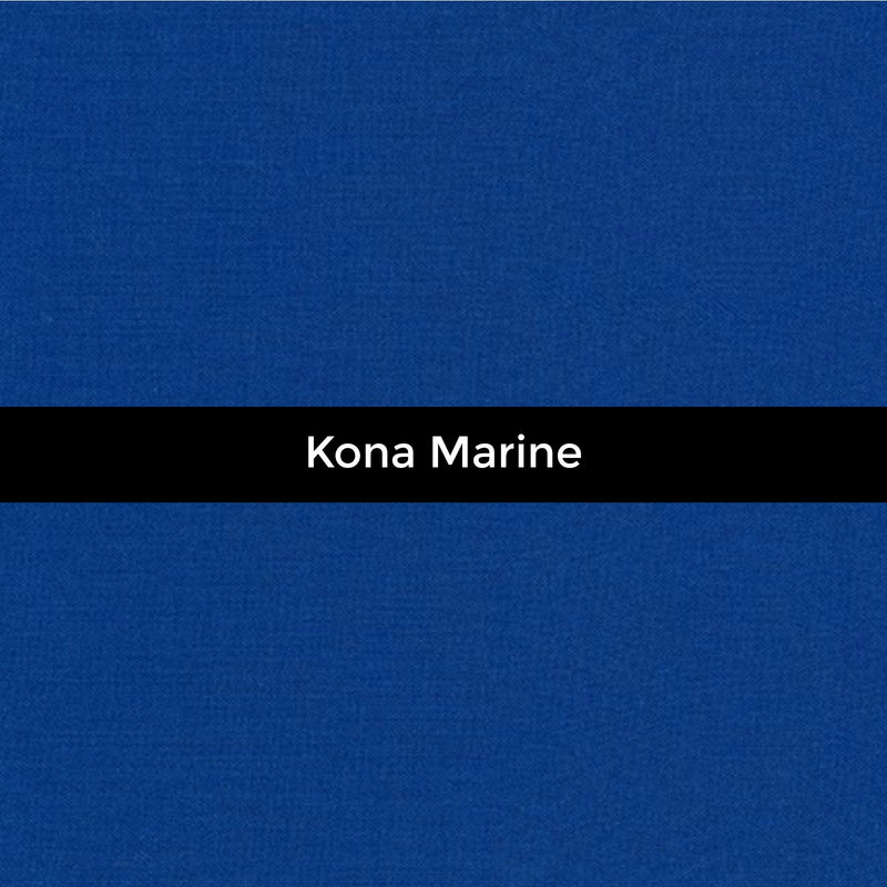 Kona Marine - Priced by the Half Yard - brewstitched.com