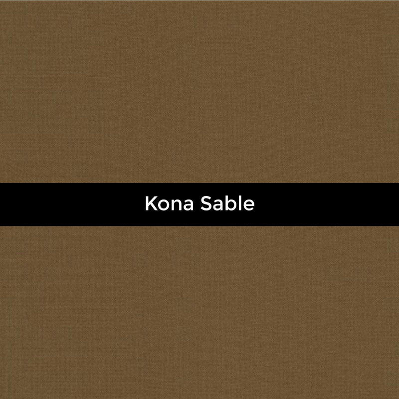 Kona Sable - Priced by the Half Yard - brewstitched.com