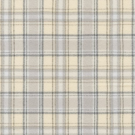 Mammoth Junior Flannel Dove - Priced by the Half Yard - brewstitched.com