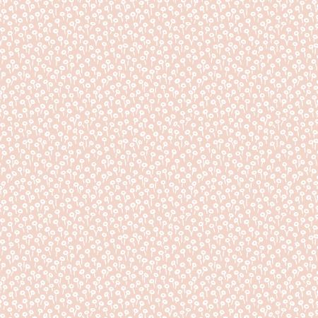 Rifle Paper Co. Basics Tapestry Dot Blush - Priced by the Half Yard - brewstitched.com