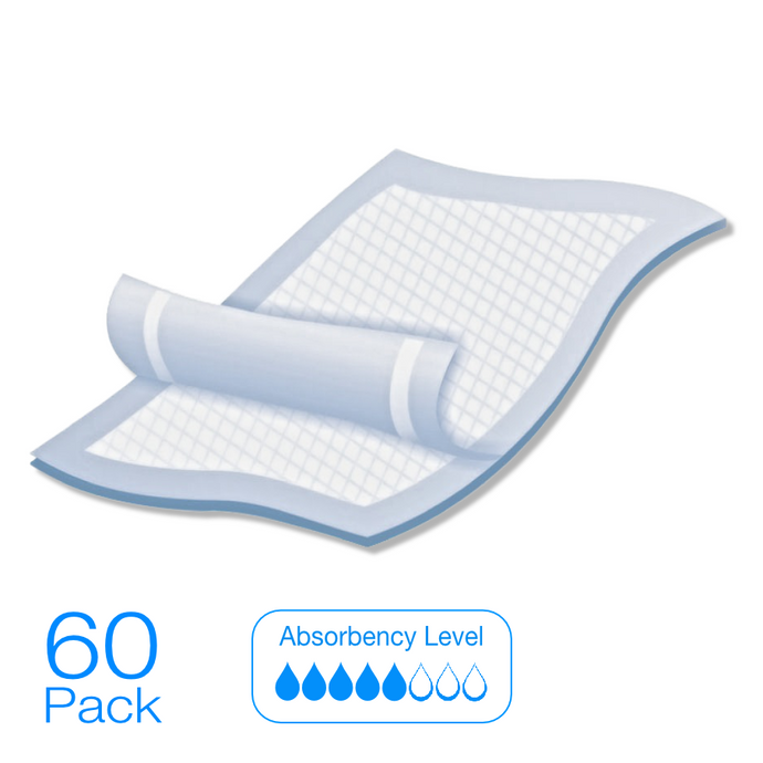 Allusive Incontinence Underpad 60 Pack Medium 150cm x 60cm - Holistic Incontinence