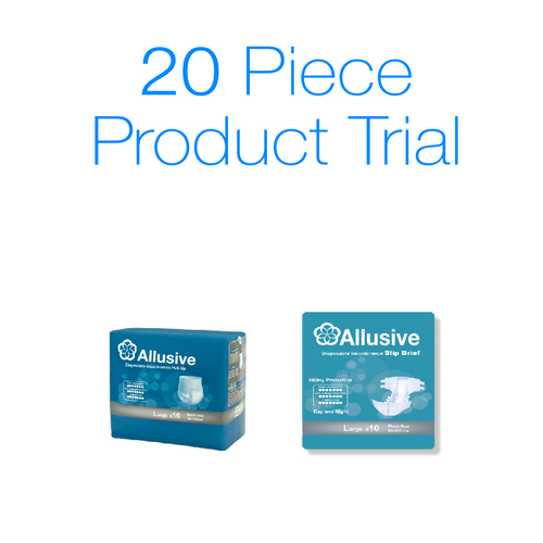 Product Trial 20 pack - Holistic Incontinence