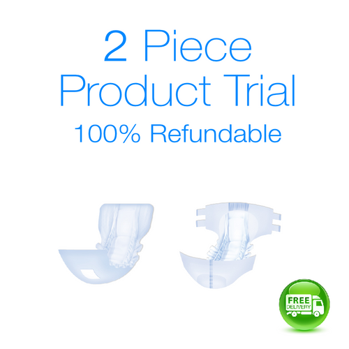 Product Trial 2 pack - Holistic Incontinence