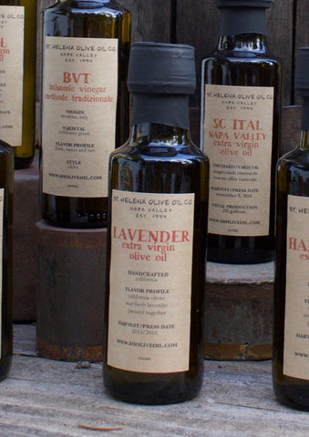 Lavender Extra Virgin Olive Oil