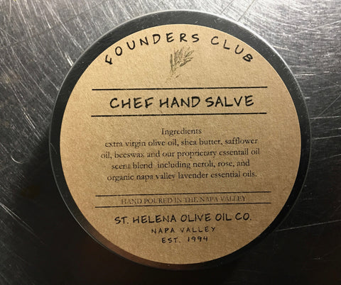 Founders Club Chef Hand Salve