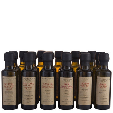 100 ML SIZE OLIVE OILS