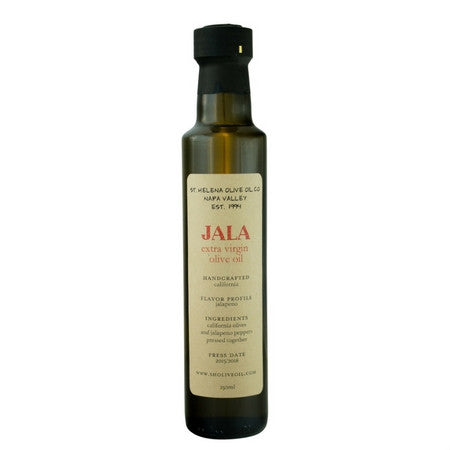 Jalapeno Extra Virgin Olive Oil