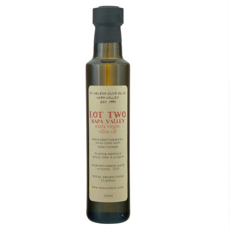 LOT 2 Napa Valley EVOO