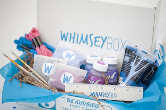 WhimseyBox Subscription Box