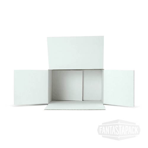 FOL Full Overlap Box white