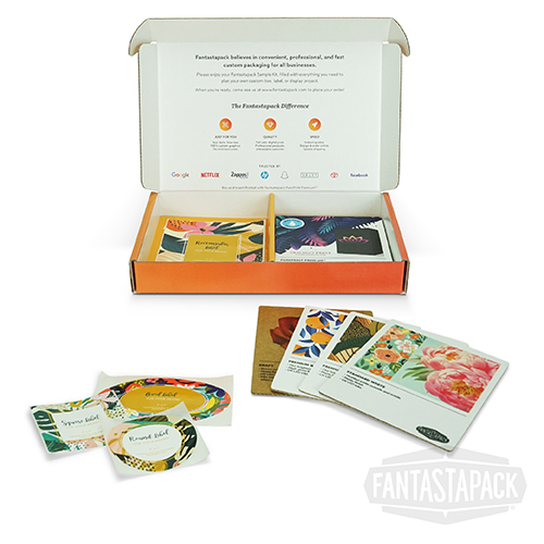 Fantastapack Sample Kit