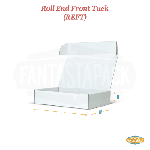 PLA Roll End Front Tuck (REFT)