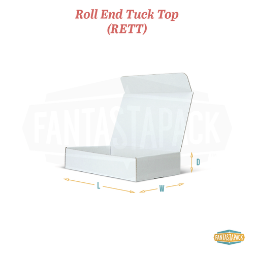 Roll End Tuck Top (RETT)