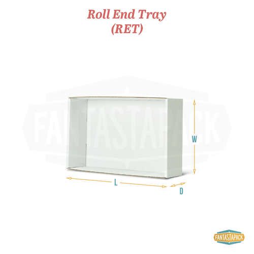 Roll End Tray (RET)