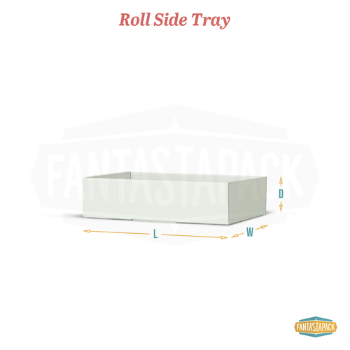 Roll Side Tray
