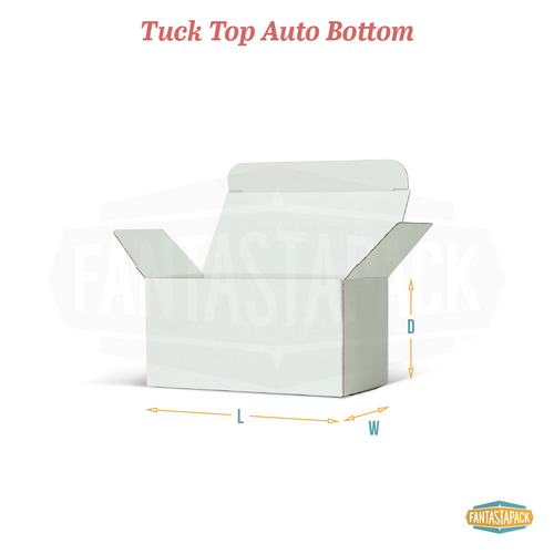 Tuck Top Auto Bottom