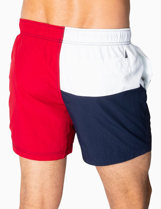 Between The Flags Swim Shorts