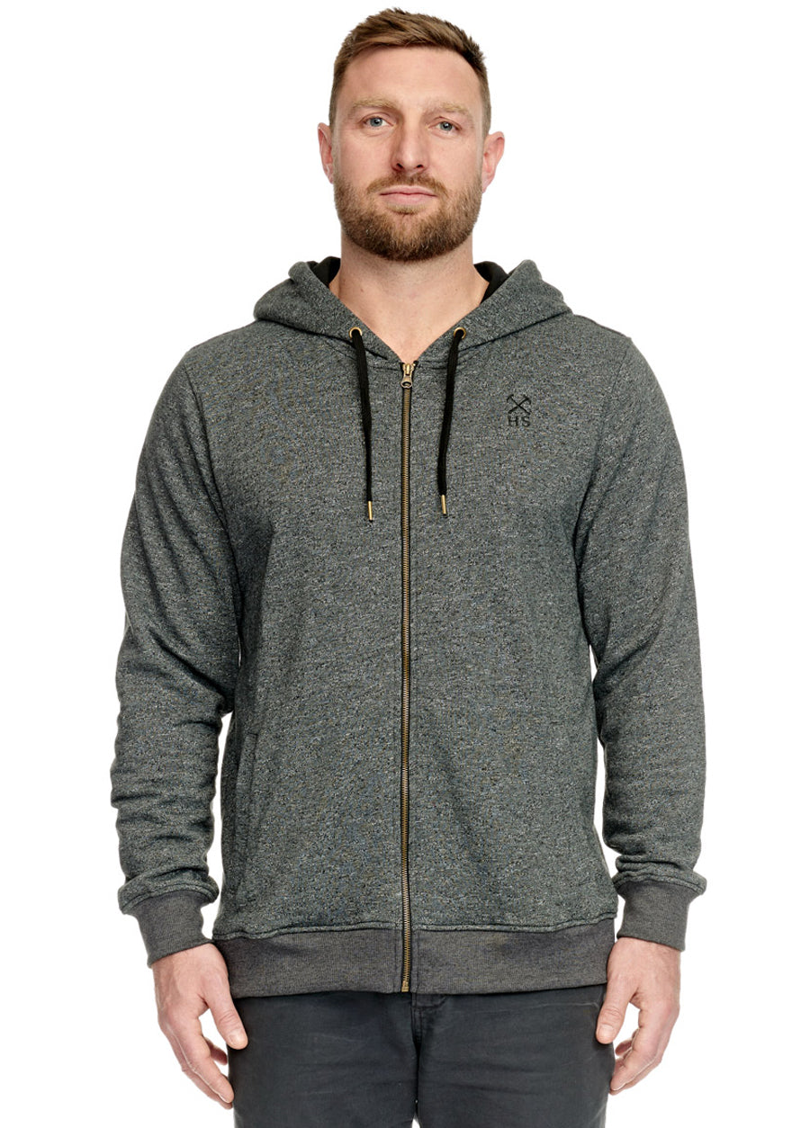 Dover Zip Through Hoody