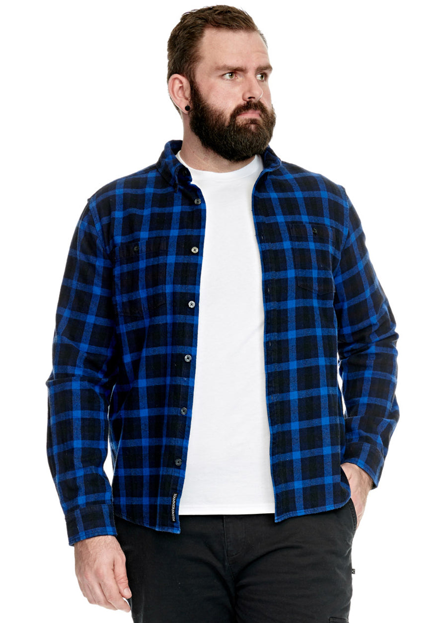 Henshaw L/S Check Shirt