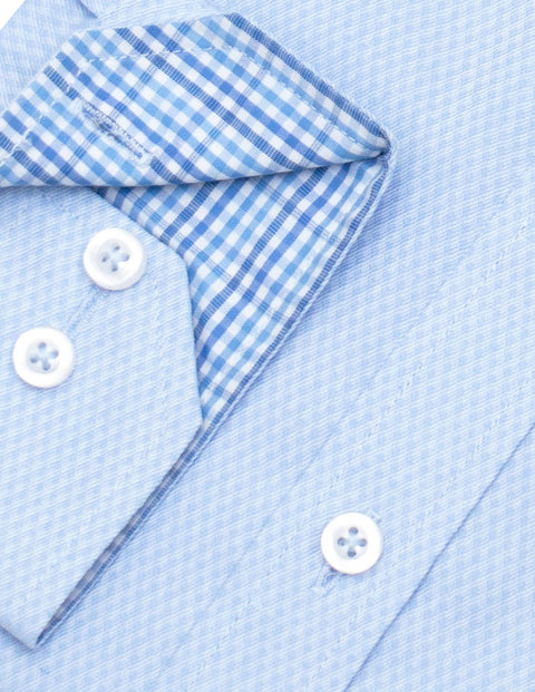 Diamond Patterned Shirt
