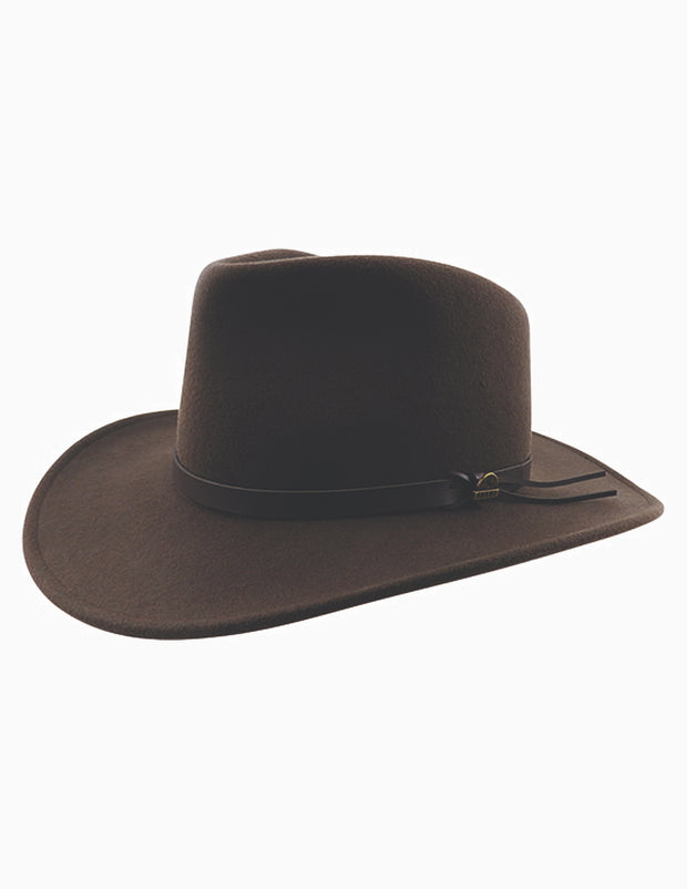 Craig - Crushable Wool Felt Hat