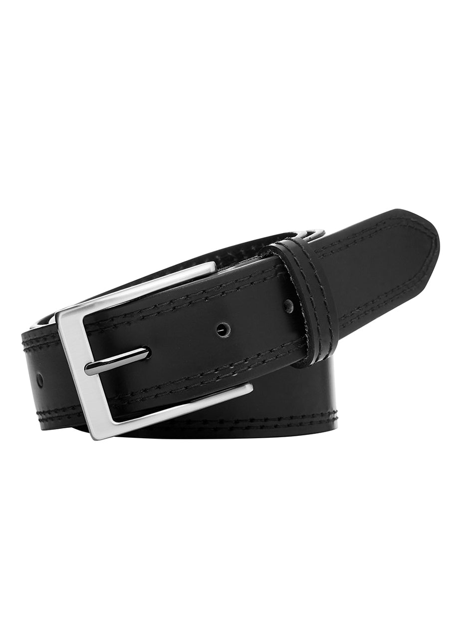 Mcallister Full Grain Leather Belt
