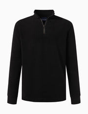 1/4 Zip Knitted Jumper