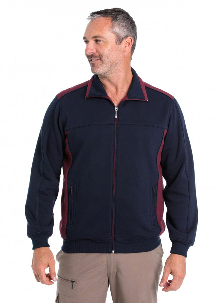 Hoyt Snowy Mt Fleece Jacket